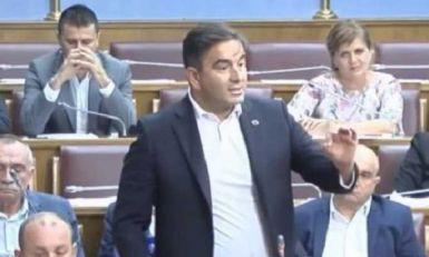 Medojević izašao iz zatvora, a Knežević iz Skupštine