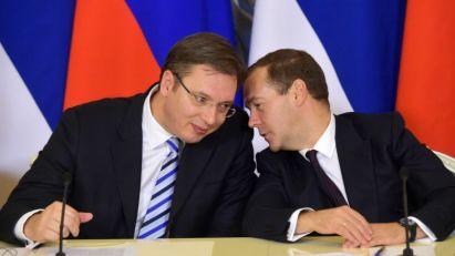 Medvedev stiže 19. oktobra u Beograd