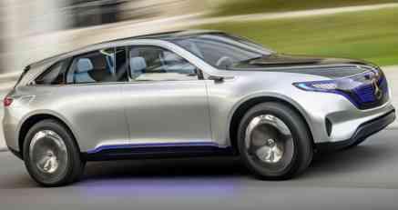 Mercedes-Benz otvorio knjigu narudžbina za produkcijski EQ SUV
