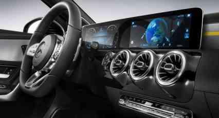 Mercedes-Benz predstavio novi infotainment sistem MBUX