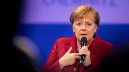 Merkelova pozvala građane da ne iskazuju bes zbog migranata