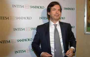 Messina: Smanjenje udjela loših zajmova prioritet novog plana Intese Sanpaola