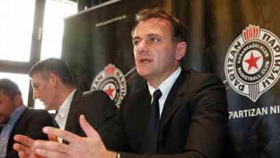 Mijailović: Partizan tužio banku, neće se ovako završiti