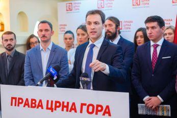 Milačić: Pozivam Đukanovića da bude napokon zreo čovek, da dâ mandat onome koga je izabrao narod
