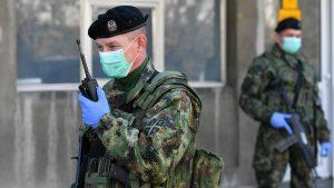 Mini kampanja vojnih lekara na društvenim mrežama o vakcinaciji