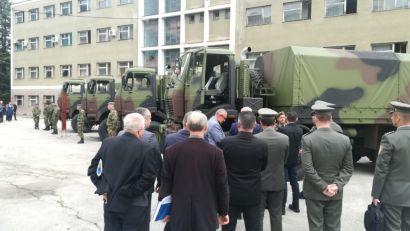 Ministar odbrane posjetio Priboj i FAP korporaciju
