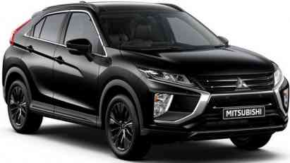 Mitsubishi Eclipse Cross Black Edition i ASX Black Edition