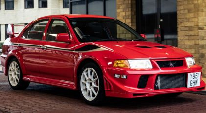 Mitsubishi Evo VI Tommi Makinen Edition prodat za rekordnu sumu