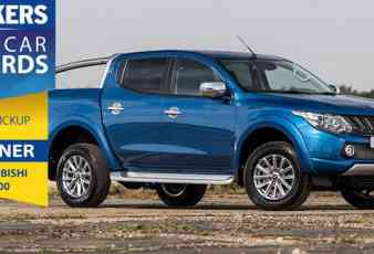 Mitsubishi L200 osvojio nagradu Best Pick-up