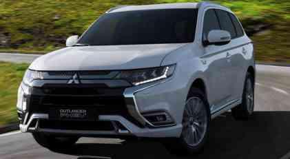 Mitsubishi Outlander PHEV – najprodavaniji plug in model u Velikoj Britaniji