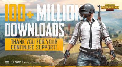 Mobilni PUBG proslavio 100 miliona download-a