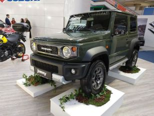 Moćni terenac u džepnom pakovanju – Suzuki Jimny premijerno na sajmu