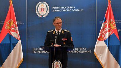 Mojsilović: Srbija je jedina vojno neutralna zemlja na Balkanu