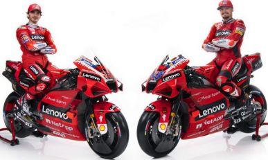 Moto GP: Dukati predstavio motore za novu sezonu