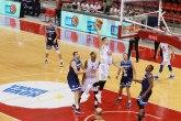 Mučenje Budućnosti, ali pobeda za polufinale sa Partizanom