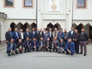 Muftija Dudić održao sastanak sa uposlenicima Medžlisa Tutin