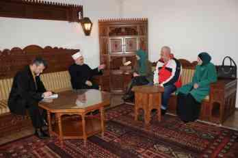 Muftija Dudić primio delegaciju Saveza slijepih i slabovidih lica