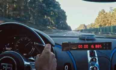 Munjevito ubrzava ali i koči: 0-400-0 km/h za 42 s! (VIDEO)