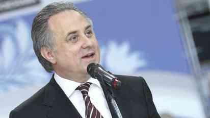 Mutko podneo ostavku na mesto predsednika FS Rusije