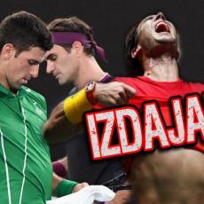 NADAL JE NAJVEĆI SPORTISTA U ISTORIJI: Zvezda ruskog tenisa BEZ BLAMA: Đoković i Federer krhki, PADAJU