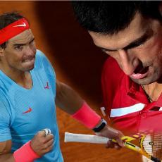 NADAL NIJE MOGAO DA SAKRIJE SREĆU: Rafa se oglasio nakon Novakovog poraza!
