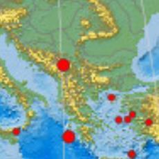 NAKON SRBIJE, NA UDARU ZEMLJOTRESA I BiH: Snažan potres osetio se na području gotovo čitave susedne države!