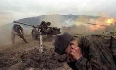 NATO ofanziva u Ukrajini: Sa krovova solitera zasuli Donbas granatama