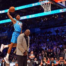 NBA OL-STAR: Preskočio Šeka za titulu u zakucavanjima, potpuno neočekivan najbolji trojkaš (VIDEO)