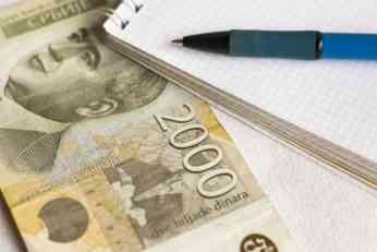 NBS evre kupuje, dinar miruhe