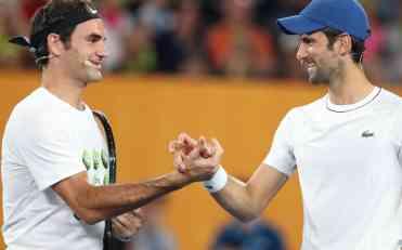 NEVEROVATNO DOSTIGNUĆE: Novak čestitao Federeru na istorijskom uspehu!