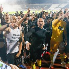 NIKAD NIJE KASNO: Fudbaler Partizana polagao prijemni ispit za fakultet