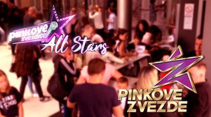 NIKAD VEĆE INTERESOVANJE! Kandidati za Pinkove zvezdice i Pinkove zvezde OKUPIRALI zgradu Pinka! (FOTO)
