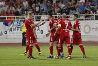 NIŠLIJE NE STAJU: Radnički ubedljivo pobedio Spartak u Kuli