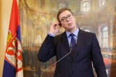Na jednom forumu srešće se Vučić i Tači, čeka se potvrda