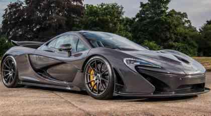Na prodaju McLaren P1 koji pripada Jensonu Buttonu