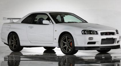 Na prodaju Nissan Skyline R34 GT-R V-Spec II Nur