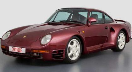 Na prodaju jedan od 12 prototipova Porschea 959