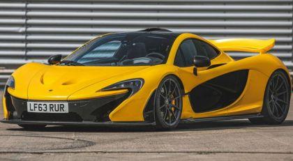 Na prodaju prvi proizvedeni McLaren P1