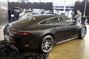 Na sajmu Mercedes-AMG i to - puta šest! (FOTO, VIDEO)