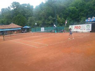 Na teniskom turniru u Prokuplju oko 60 takmičara iz celog sveta