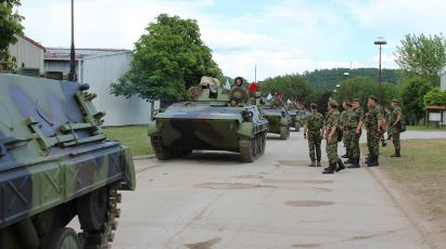 Načelnik Generalštaba u obilasku Treće brigade Kopnene vojske