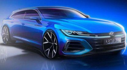 Najavljen Volkswagen Arteon Shooting Brake