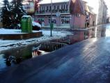 Najprometnija ulica u Aleksincu poplavljena nakon asfaltiranja