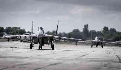 Naleti vazduhoplova Vojske Srbije