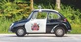 Naša policija je pre 50 godina vozila fiću, a novozelandska ovaj simpatični auto FOTO