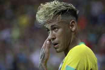 Nejmar zbog povrede frizure propušta duel sa Kostarikom