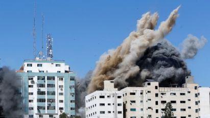 Izrael nastavio bombardovanje Gaze, poginulo više od 30 osoba