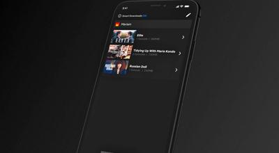 Netflix za iOS automatski downloaduje nove epizode
