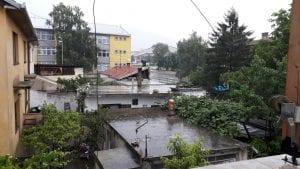 Nevreme na širem području juga Srbije