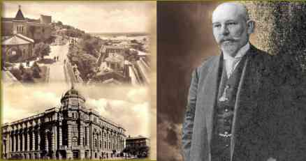 Nikolaj Krasnov, arhitekta čijim se monumentalnim zdanjima Beograd danas ponosi